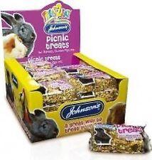 JOHNSON'S Picnic Treat Rabbit and Guinea Pig X 24
