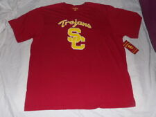 NCAA USC Trojans Men's Trojan 100% Cotton Team Shirt Size 2XL NWT