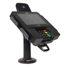 """Credit Card Stand For Ingenico iSC480 -Tall 7"""" - Lock & Key"""
