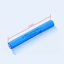 Sales Rechargeable 6000mAh 3.7v 2x18650 battery pack in Parallel Li-ion Battery