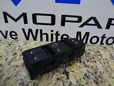Dodge Chrysler Jeep Master Switch Power Window Driver Door Mopar 4602735AA Oem