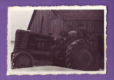 Latvia Lettland Tractor Photo Pre 1925 R 1397