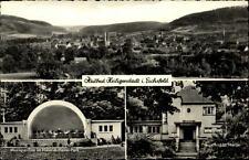 DDR Postkarte HEILIGENSTADT Eichsfeld Mehrbild-AK ua. Haus St. Martin uvm.