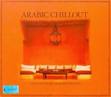 3 CD ARABIC CHILLOUT SUBLIME ARABIAN CHILLOUT NOT FOR SALE IN THE UK BAR DE LUNE