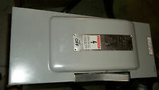 ITE JU323 Enclosed Switch Type 1 indoor 100A 240VAC 3PH 240V 30HP   (D7)