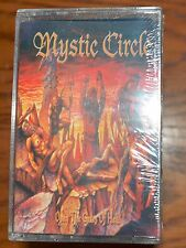 MYSTIC CIRCLE - Open The Gates Of Hell - Music Cassette / MC / Tape