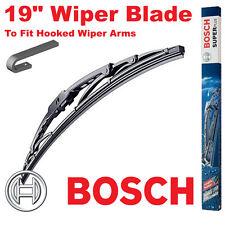 """Bosch 19"""" pulgadas Super Plus Universal Escobilla SP19 para enganchar Brazos del Limpiaparabrisas"""