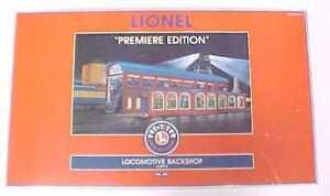 "Lionel 6-22918 ""Premier Edition"" No.446 Locomotive Backshop"