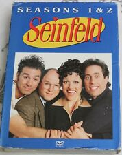 Seinfeld - volume 1 - the complete 1st & 2nd seasons - 4 disc - 2 pal dvd set