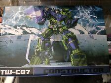Toyworld Constructor TW-C07 Transformers 3rd Party Masterpiece Devastator MIB