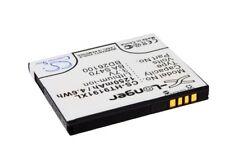 Battery For HTC PD98120, Surround, T8788, T9188, T9199, Tianxi HuaShan 1250mAh