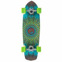 Mindless Mandala Complete Longboard/Cruiser - Blue