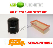 PETROL SERVICE KIT OIL AIR FILTER FOR FIAT PANDA 1.2 60 BHP 2003-12