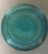 Simply You Perfumed Dusting Powder Blue Box 5oz Sealed Package Brand New