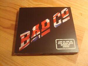 "CD : Bad Company ""Live in the uk-Birmingham"" 3 CD DIGIPACK ( Coffret CD )"