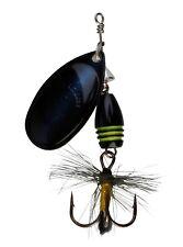 Savage Gear Rotex Spinner #3 Black Purple 8g Spinner Angeln