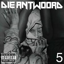 Die Antwoord - 5 [New CD] Explicit, Extended Play