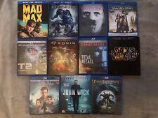 Blu-ray sci-fi/ fantasy movie lot of 11