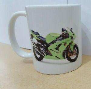 Kawasaki Ninja Bike Mug Novelty Gift Birthday Present Idea Family