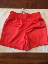 Nwt-Infant Boys Children's Place Sport Orange Athletic Shorts-Size 18-24 Months