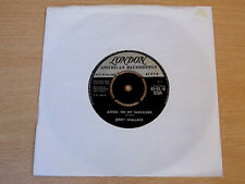 "Jerry Wallace/Angel On My Shoulder/1960 London 7"" Single"