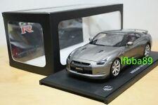 1/18 AUTOART FOR Nissan GT-R GTR R35 TITAN GRAY Janpenese official L.E 1000 pcs