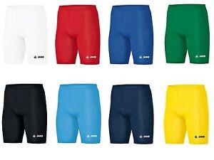 JAKO Tight Radler Radlerhose Unterziehhose 8 Farben Gr 116-XXL Short Hose Shorts