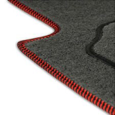Auto Fußmatten Autoteppich für Alfa 159 939 2005-2011 Velours Set CASZA0401