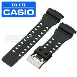 CASIO GA-110 GA-100 GA-120 GA-300 GD-100 GD-120 G8900 Rubber Watch Band 10347688