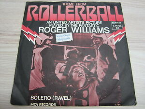 Single /   Roger Williams  ?– Theme From Roll  / RARITÄT /  DE    PRESS /