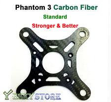 DJI Phantom 3 Standard RC Drone Camera Vibration Absorbing Board Carbon Fiber
