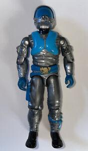 Vintage 1985 Hasbro Gi Joe Lamprey Hydrofoil Figure No Weapons