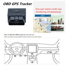 Universal 1X Car Truck GPS Realtime Tracker OBD II OBD2 Tracking Device GSM GPRS