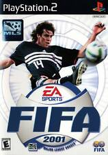 SONY PlayStation 2 PS2 FIFA 2001: Major League Soccer (COMPLETE)