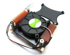 NEW Dynatron T1BG P4 1U Active Spring Type CPU Cooling Heat Sink with Fan