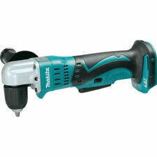 """Makita XAD02Z 18V LXT Lithium‑Ion Cordless 3/8"""" Angle Drill, Tool Only"""