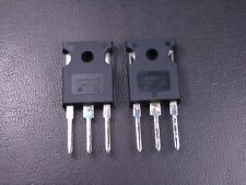 Lot of 2 IRFP9140 Vishay Siliconix P-Ch Power MOSFET 100V 21A 3 Pin TO-247AC NOS