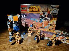 LEGO - Star Wars Geonosis Troopers (#75089) 2015 Battle Pack - Complete w/Box