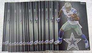 "Dez Bryant 5 Fathead Dallas Cowboys Decal NFL 7"" Tradables Pro Bowl 🎁FREE SHIP"