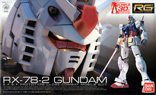 RG 1/144 RX-78-2 Gundam from Mobile Suit Gundam Plastic Model Kit Bandai