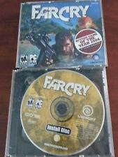 2 Far Cry 2004 CD-Rom games.
