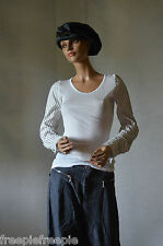 Tee shirt blanc COP COPINE modèle OLEO  taille 1  ref  091610