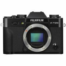 Fuji Fujifilm  X-T20 Body in Black (UK Stock) BNIB