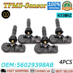56029398AB OEM TPMS Tire Pressure Sensor FOR Jeep Wrangler Grand Cherokee Dodge