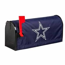 Dallas Cowboys Embroidered Mailbox Cover NFL Football Licensed Product 18 x 20