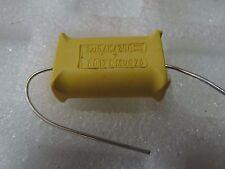 1.5µF 1.5MFD 250VDC Philips/Mullard plástico moldeado Capacitor Nuevo 1PC