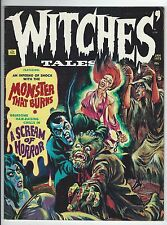 WITCHES' TALES  VOL5 #1  FN  TAKE A GOOD  LQQK  PRICED TO MOVE
