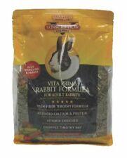 Sunseed Vita Prima Adult Rabbit Food 4 Lbs