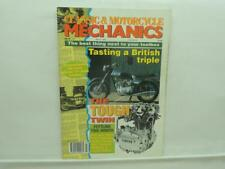 March 1994 Classic & Motorcycle Mechanics Magazine BSA A65 R100 Honda CB900 B625