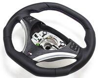 Aplati Volant BMW M-POWER E81, E82 Neuf Cuir Couverture Mfu
